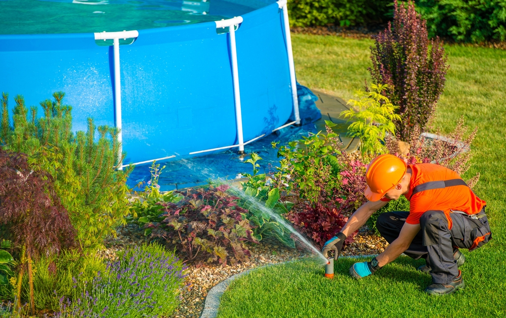 Six things to know before installing a sprinkler system.