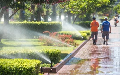 7 SIMPLE WAYS TO CONSERVE WATER WITH YOUR IRRIGATION SYSTEM