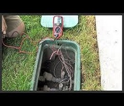 ACS Lawn Sprinkler Wire Troubleshooting
