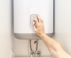 ACS Water Heater Installation