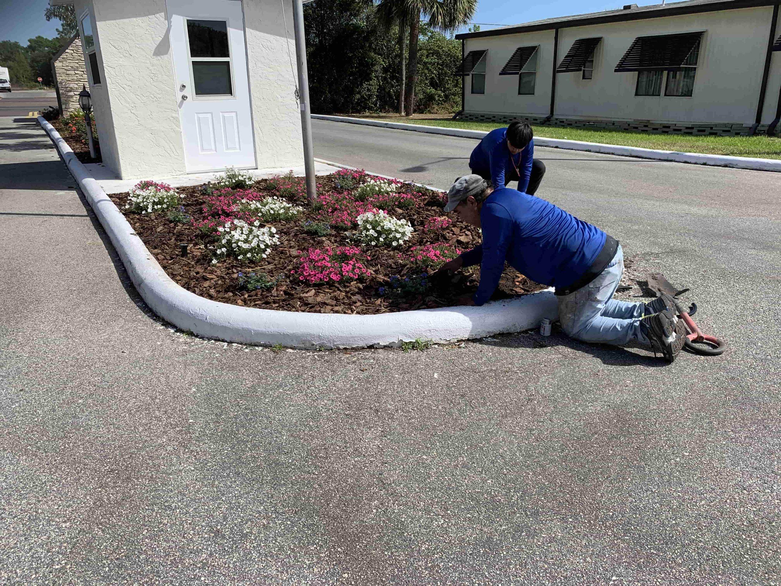 Lawn Sprinkler Repairs